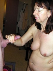 Just look an old holes, homemade pics