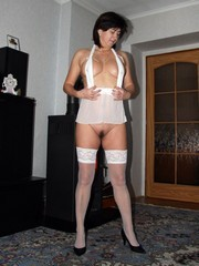 Mature Pussies and Stocking