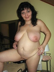 Hot old British milfs naked
