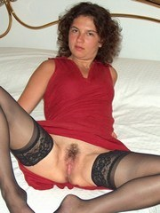 Pussies and Stocking amateurs ladies..
