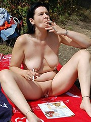 Nude on public, public blowjob,..