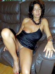 Gorgeous mature beauty, banned photos